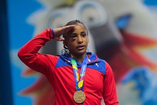 Lianna de la Caridad Montero, atleta de alto rendimiento en Mayabeque.