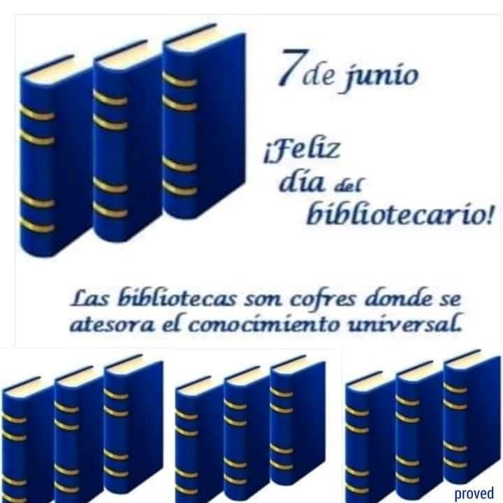 Felicita Díaz-Canel a bibliotecarios cubanos en su día.
