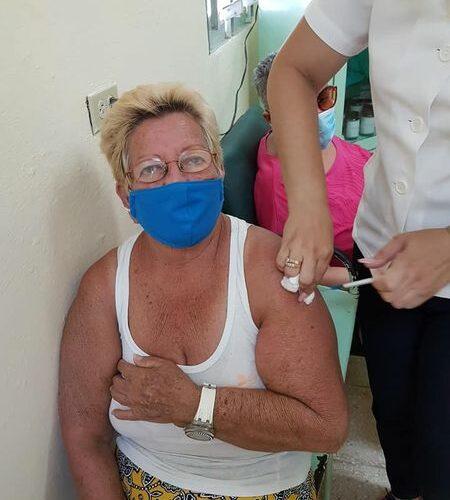 Inició en Güines intervención sanitaria masiva con candidato vacunal Soberana 02  (+Audio)