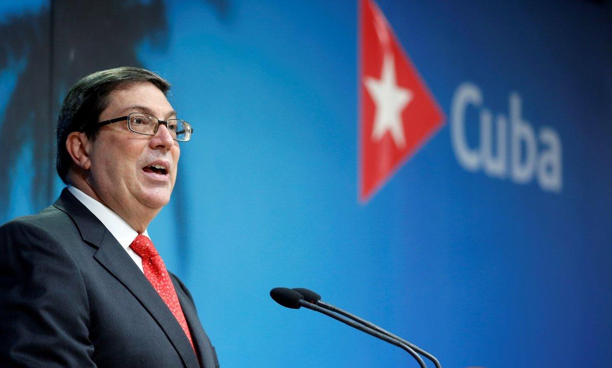 Denuncia Cuba financiamiento a subversión interna por parte de Estados Unidos.