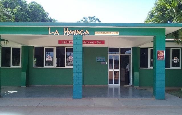 Centro insignia de la gastronomía en Quivicán.
