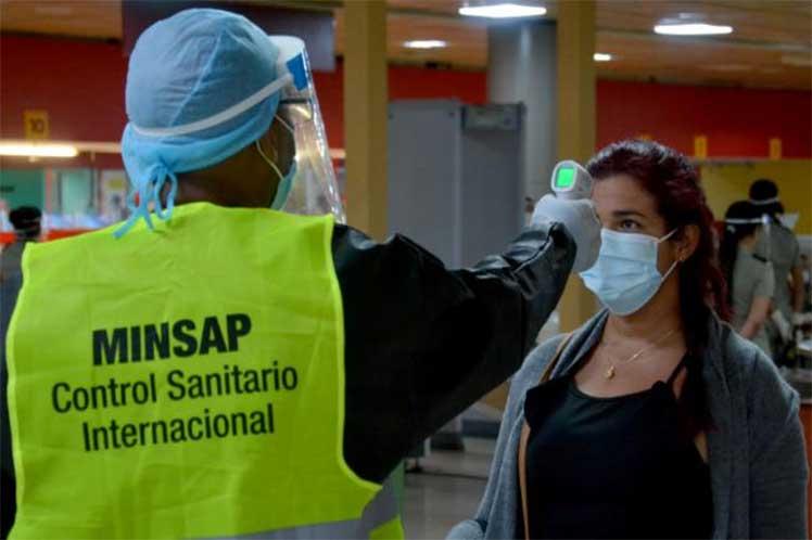 Cuba aplica medidas ante transmisión comunitaria de Covid-19