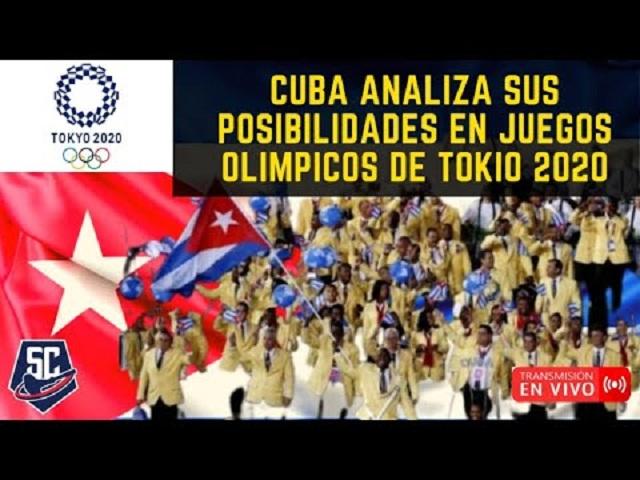 Cuba llegará a Tokio con algo más de 70 atletas.