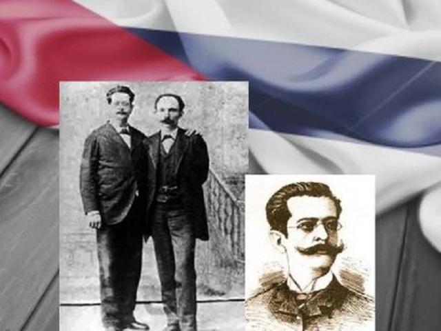 Incansables luchadores por la indepencia de Cuba del colonialismo español.