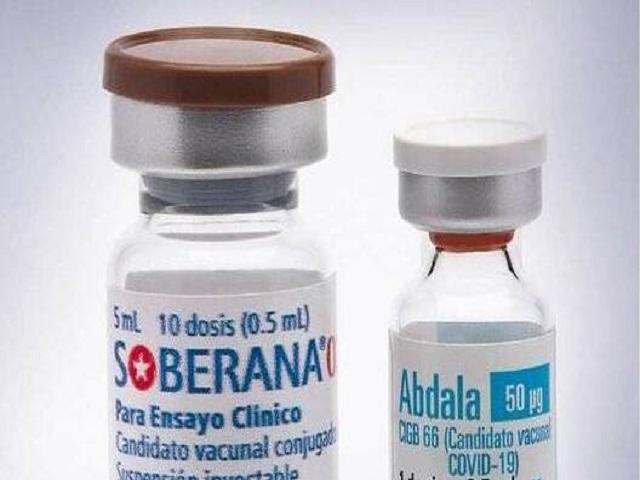 Grupos de riesgo hasta 19 años de edad primeros ciudadanos que recibirán candidatos vacunales Abdala y Soberana 02 en Bejucal.