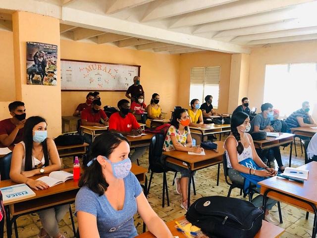 Jóvenes continuarán o iniciarán estudios superiores a partir de septiembre en Madruga (+Audio)