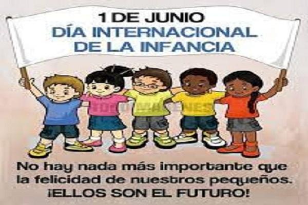 Por una infancia en correspondencia con los objetivos de la UNICEF.