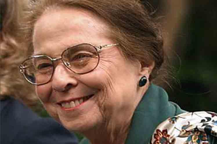 Cuba Remembers Revolutionary Leader Vilma Espín