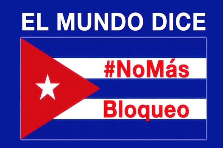Cuba jamás se rendirá ni se pondrá de rodillas ante nadie