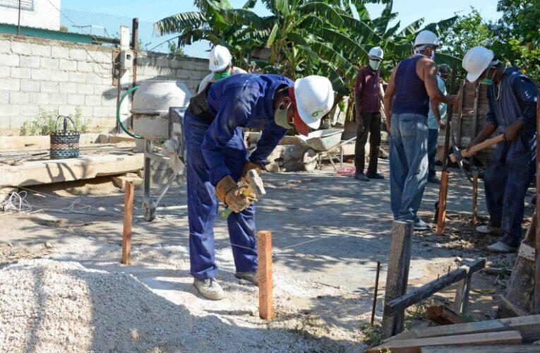Reanudan acciones constructivas en Madruga (+ Audio)
