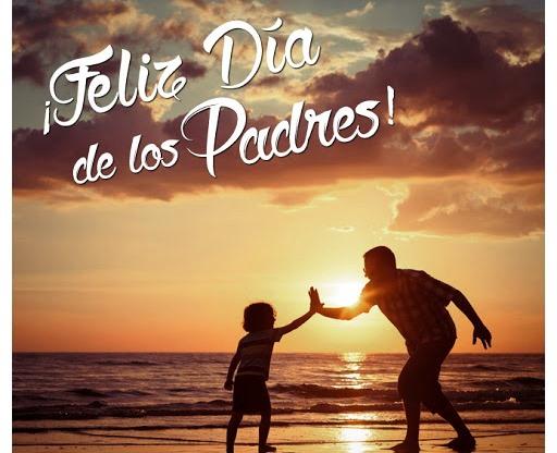 Feliz día a todos los padres