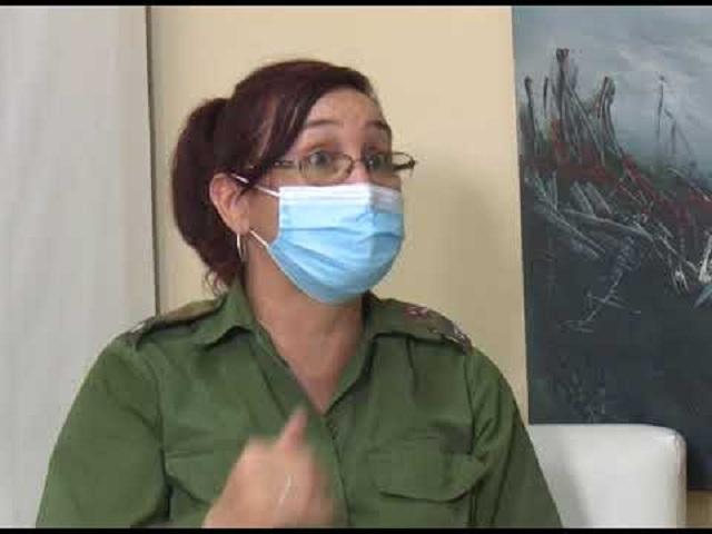 Gobernadora de Mayabeque exhorta a cumplir medidas higiénico–sanitarias para contener propagación de la Covid-19.