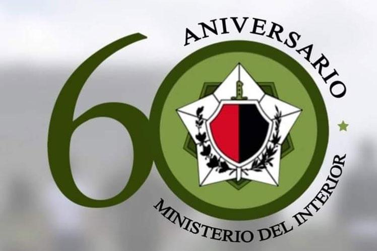 Aniversario 60 de la creación del Ministerio del Interior.