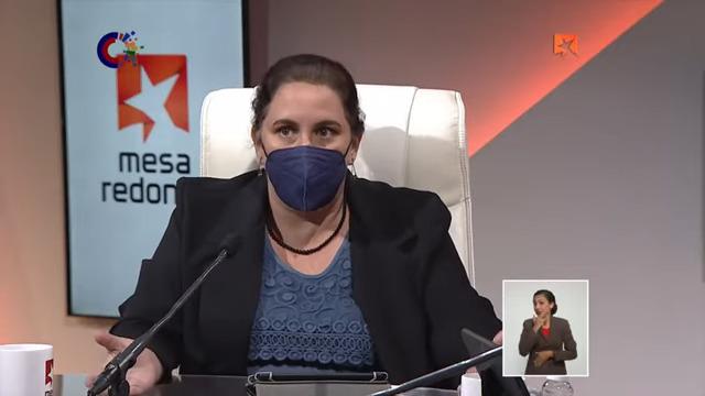 Doctora en Ciencias Jurídicas e Investigadora del Centro de Estudios Hemisféricos, Seida Barrera Rodríguez