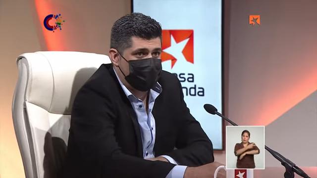 Fundador de la DOFLEINI SOFWARE, Ingeniero Carlos Miguel Pérez Reyes.