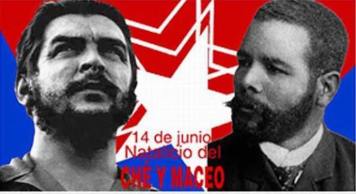 Maceo y Che: hombres de gran valía en la historia de Cuba