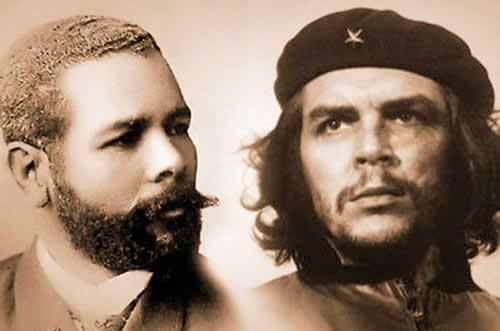 Maceo y Che: paradigmas en la historia de Cuba.
