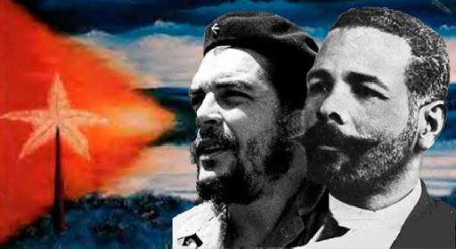 Homenaje a Maceo y Che desde la Ciudad Condal.