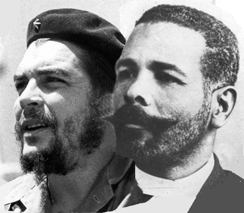 Maceo y Che: presente en la historia de la patria.