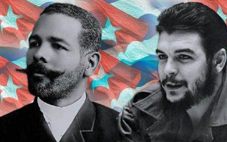 Presidente cubano rinde homenaje a Maceo y Che