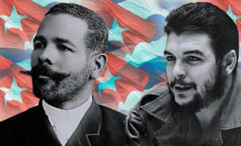 Rinde homenaje Presidente cubano a Maceo y Che.