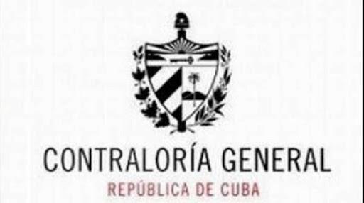 Contraloría General de la República de Cuba.