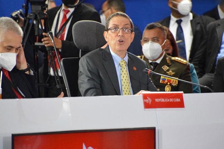 Cuba y ALBA-TCP estrechan alianzas frente a desafíos