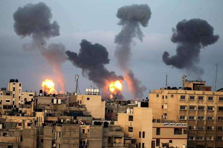 Agresión israelí a Gaza causó multimillonarias pérdidas económicas