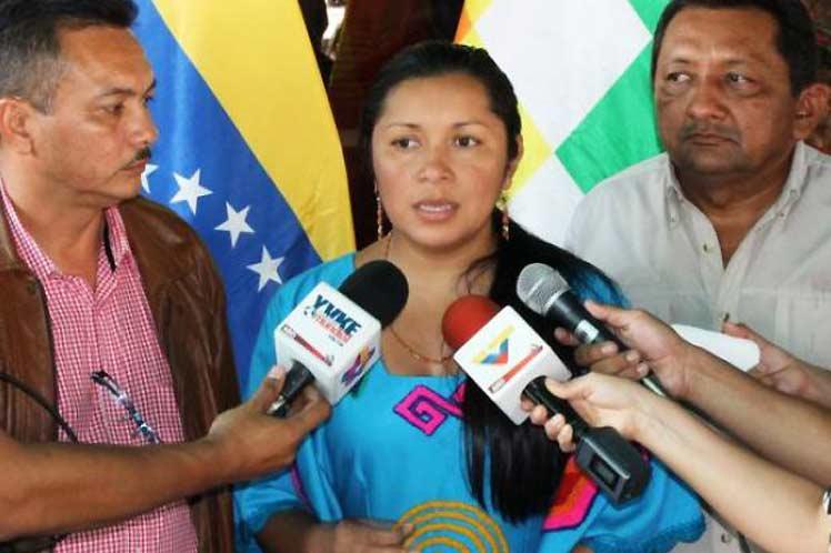 Pueblos originarios de Venezuela alistan postulación de candidatos