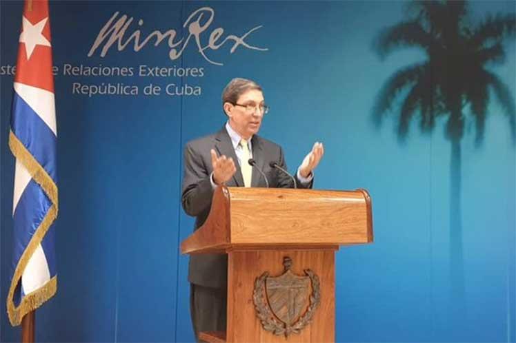 Cuba alerta ante provocaciones organizadas desde Estados Unidos