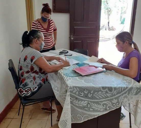Nuevas tareas en el sector de la educación en Melena del Sur