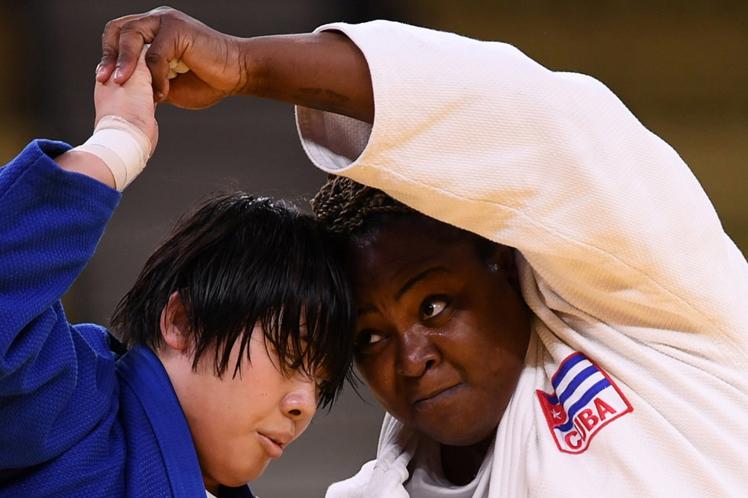Idalys Ortiz, an imprint of Cuba in Olympic judo