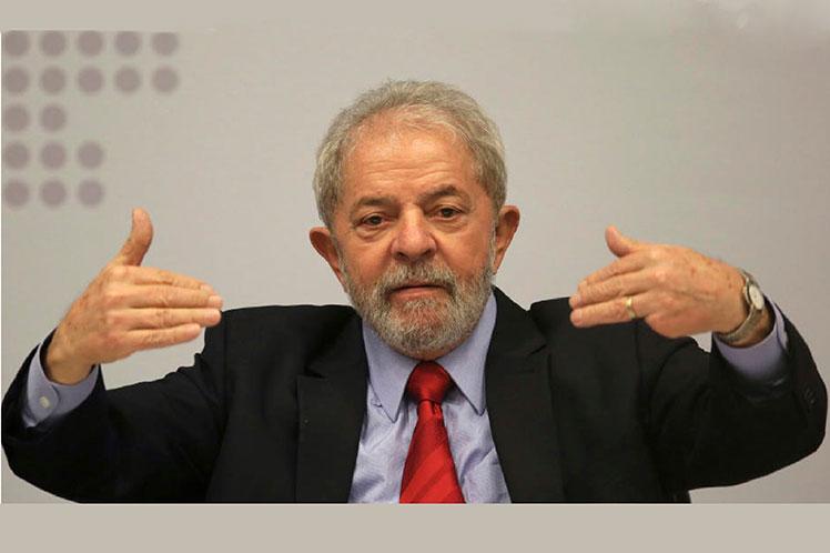 Lula sugirió negociación Cuba-EEUU para fin del bloqueo