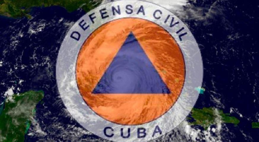 Nota Informativa No. 2 del Estado Mayor Nacional de la Defensa Civil sobre el huracán Elsa.