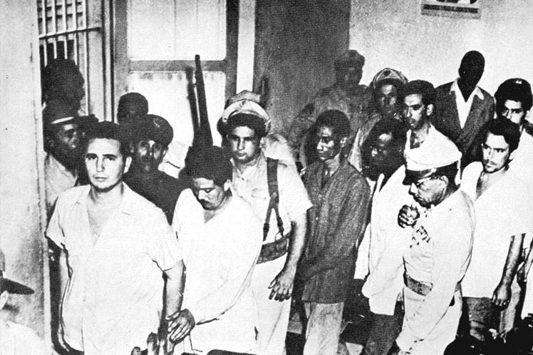Asalto en Cuba que cambió la historia: 120 contra mil