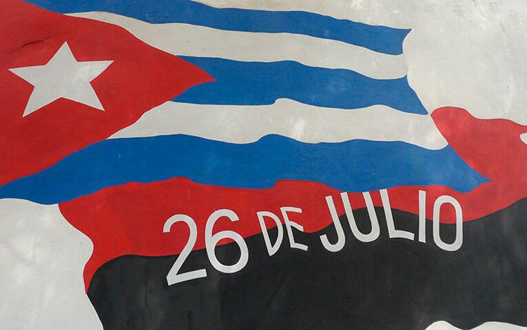 El Moncada en el amor y la fraternidad de todos los cubanos