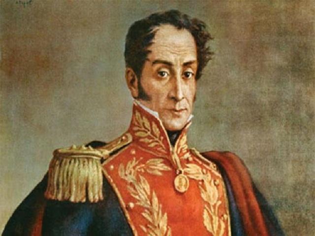 Venezuela celebra aniversario del natalicio de Simón Bolívar