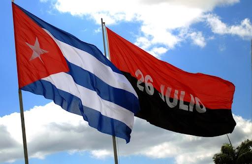 La juventud da hoy un sí por Cuba, por su Revolución