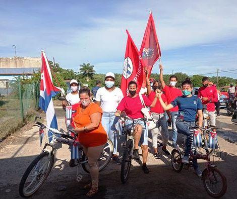 Pueblo de Madruga ratificó que la Revolución Cubana es invencible