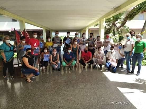 Reconocen a estudiantes de ciencias médicas de Mayabeque (+Audio)