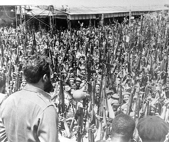 Fidel presente en la historia (+ Audio)