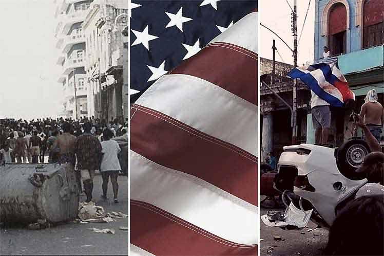 Fórmulas contra Cuba para incitar al odio.