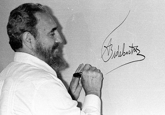 Fidel, siempre eterno (Audio)