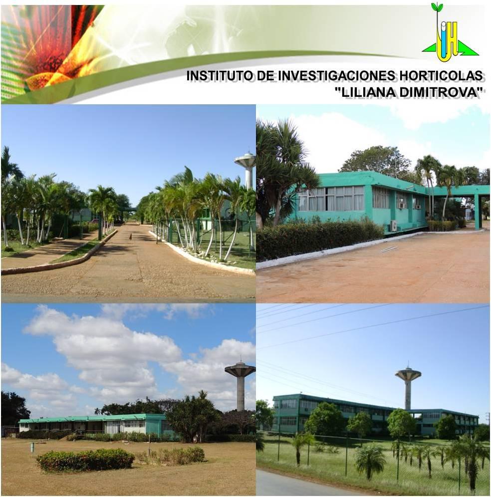 Liliana Dimitrova Horticultural Research Institute.