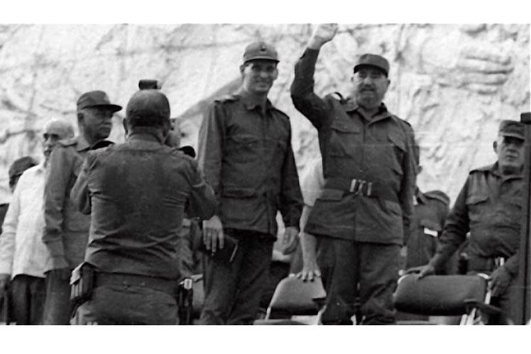 Fidel Castro forjó una obra emancipadora, afirma presidente de Cuba