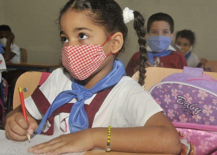 El reinicio del curso escolar dependerá de las condiciones sanitarias