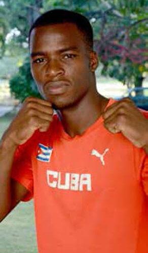 Osvel David Caballero Will Participate in World Boxing Championship
