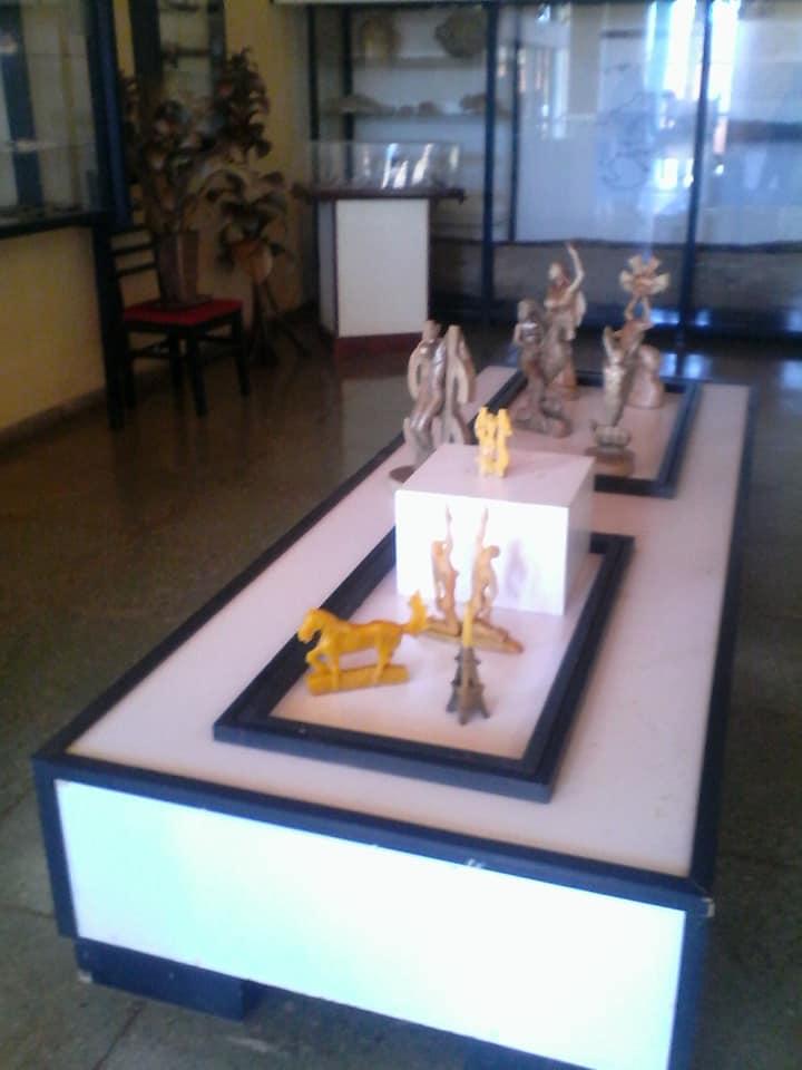Exposición de Yulier Mayet Tamayo