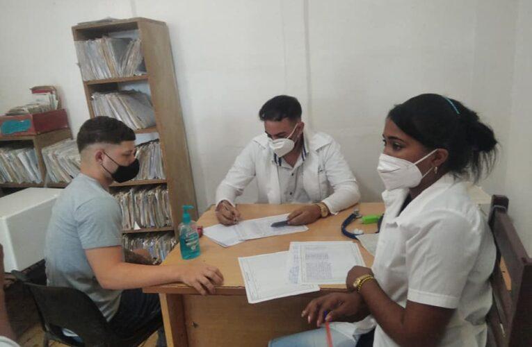 Proceso de vacunación a niños y adolescentes en San Nicolás (+ Audio)