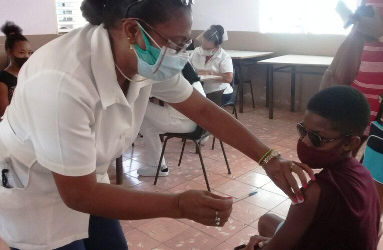 Destacan impacto de la Campaña de Vacunación Pediátrica en Güines (+ Audio)